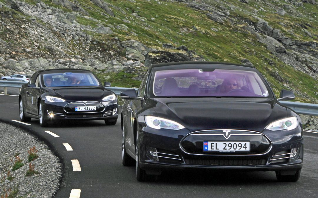 Tesla Offering Up Lifetime Insurance For New Vehicles