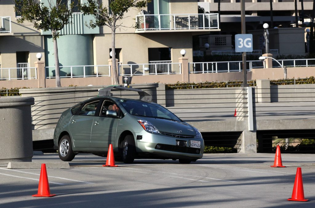 Self Driving Technology Gets A Go Ahead From House Of Reps